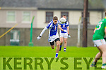 Templenoe's Adrain Spillane in the AIB GAA Football All Ireland Junior Club Championship.