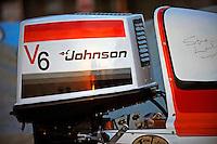 V6 Johnson motor