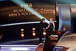 Jose Mourinho (POR) und Silvia Neid (GER) (Andreas Meier/EQ Images.ch)
