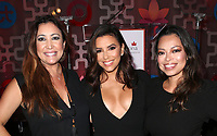 BEVERLY HILLS, CA - OCTOBER 12: ***HOUSE COVERAGE***  María Bravo, Eva Longoria and Alina Peralta at the Eva Longoria Foundation Gala at The Four Seasons Beverly Hills in Beverly Hills, California on October 12, 2017. Credit: Faye Sadou/MediaPunch