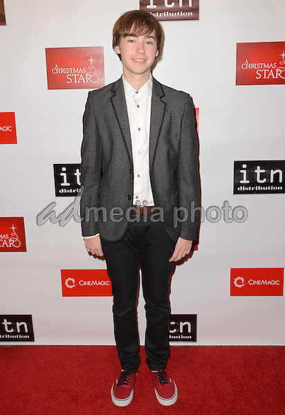 "10 December - Hollywood, Ca - Chad Roberts. Arrivals for the Los Angeles premiere of ""A Christmas Star"" held at TCL Chinese Theater. Photo Credit: Birdie Thompson/AdMedia"