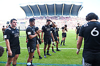 Team of New Zealand disappointed during the World Championship U20 3rd place match between South Africa and New Zealand on June 17, 2018 in Beziers, France. (Photo by Alexandre Dimou/Icon Sport)