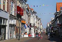 De Oudestraat in Kampen