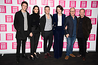 LONDON, UK. January 24, 2019: Hugh Skinner, Sian Clifford, Andrew Scott, Phoebe Waller Bridge, Harry Bradbeer &amp; Bill Paterson at the &quot;Fleabag&quot; season 2 screening, at the BFI South Bank, London.<br /> Picture: Steve Vas/Featureflash