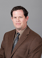 Assistant media relations director Niall Adler.