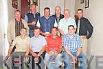 Pictured at the presentation of prizes from the Beaufort GAA golf classic held in Beaufort Golf Club on Friday were Ian Joy, chairman Beaufort GAA, Danny O'Sullivan, sponsor, Jonathan Sparlin, captain winning team Larkins Milltown, Darragh O'Se?, special guest, Mike O'Connor, Pat O'Connor, Brendan Cronin, Colm Kelly, Jimmy Kelly and Rory Browne.