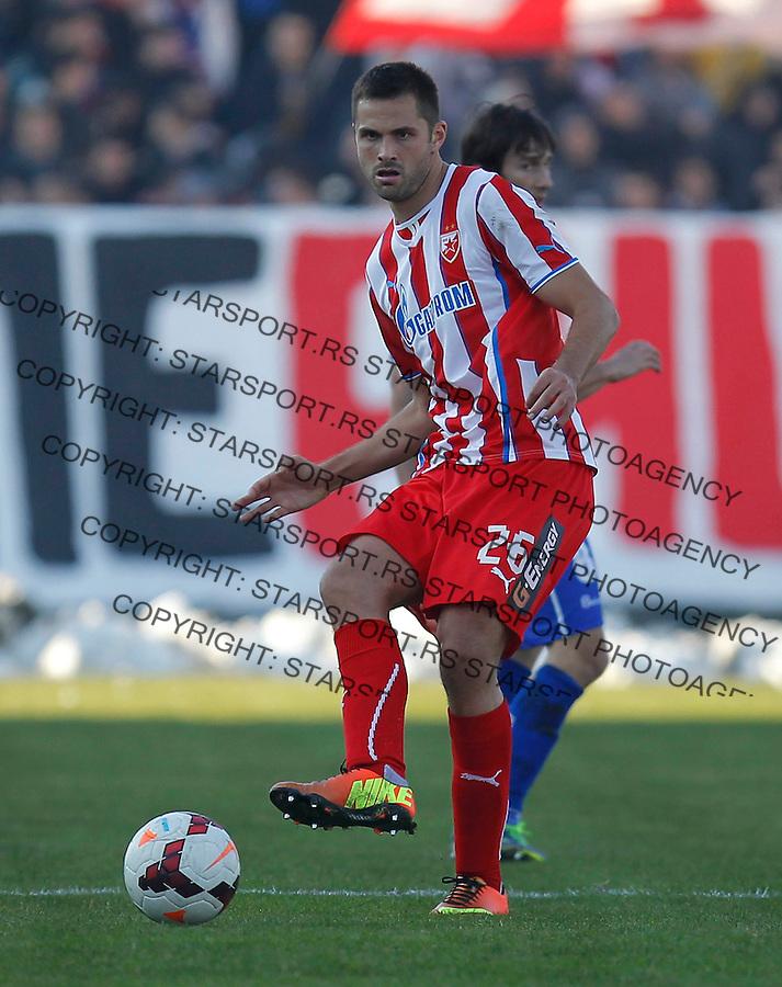 Fudbal Super liga season 2013-2014<br /> Ofk Beograd v Crvena Zvezda<br /> Goran Gogic<br /> Beograd, 30.11.2013.<br /> foto: Srdjan Stevanovic/Starsportphoto &copy;
