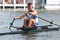 THE DIAMOND CHALLENGE SCULLS<br /> P.M. Tufte, NOR (544)<br /> C.A.W. Harrison (534)<br /> <br /> Henley Royal Regatta 2018 - Thursday<br /> <br /> To purchase this photo, or to see pricing information for Prints and Downloads, click the blue 'Add to Cart' button at the top-right of the page.