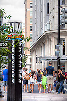 Metro Downtown Washington DC Shopping and Dining