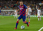 FC Barcelona's midfield Arthur Melo during La Liga match. Mar 01, 2020. (ALTERPHOTOS/Manu R.B.)