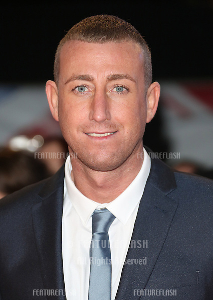 "Christopher Maloney arriving for the ""The Twilight Saga: Breaking Dawn Part 2"" premiere at the Odeon Leicester Square, London. 14/11/2012 Picture by: Henry Harris / Featureflash"