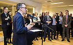 BRUSSELS - BELGIUM - 28 November 2016 -- Inauguration of the Nordic Energy Office. -- Olaf Ulsteth, CEO of Energy Norway. -- PHOTO: Juha ROININEN / EUP-IMAGES
