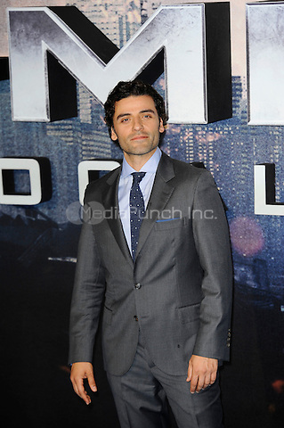 LONDON, ENGLAND - MAY 9: Oscar Isaac attending the 'X-Men: Apocalypse' - Global Fan Screening at BFI IMAX in London on May 9, 2016 in London, England.<br /> CAP/MAR<br /> &copy; Martin Harris/Capital Pictures /MediaPunch ***NORTH AND SOUTH AMERICAN SALES ONLY***