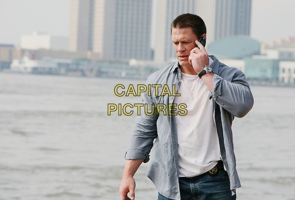 JOHN CENA.in 12 Rounds (Twelve Rounds).*Filmstill - Editorial Use Only*.CAP/PLF.Supplied by Capital Pictures.