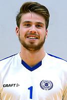 GRONINGEN - Volleybal, selectie Lycurgus 2018-2019, 26-09-2018,  Lycurgus speler Sam Gortzak
