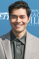LOS ANGELES - NOV 11:  Henry Golding at the 10 Actors to Watch & Newport Beach Film Festival Fall Honors at the Resort at Pelican Hill on November 11, 2018 in Newport Coast, CA