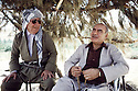 Irak 1991.Ali Abdullah et Habib Karim.Iraq 1991 .Ali Abdullah and Habib Karim