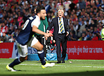 Scotland's Gordon Strachen looks on dejected during the FIFA World Cup Qualifying match at Hampden Park Stadium, Glasgow Picture date 10th June 2017. Picture credit should read: David Klein/Sportimage