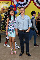 Anna Akana, guest<br /> at the &quot;Sausage Party&quot; Premiere, Village Theater, Westwood, CA 08-09-16<br /> David Edwards/DailyCeleb.com 818-249-4998