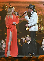 08 November 2017 - Nashville, Tennessee - Faith Hill, Tim McGraw. 51st Annual CMA Awards, Country Music's Biggest Night, held at Bridgestone Arena.  <br /> CAP/ADM/LF<br /> &copy;LF/ADM/Capital Pictures