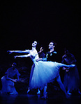 Lisa Pavane and Greg Horsman in English National Ballet's production of Giselle choreographed by Derek Deane