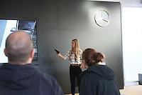 Präsentation der neuen G-Klasse auf dem Off-Road Kurs des MSC Bauschheim
