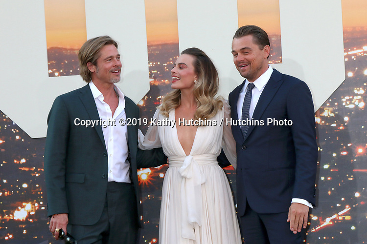 Once Upon A Time At Christmas 2019.Usa Once Upon A Time In Hollywood Premiere Los Angeles