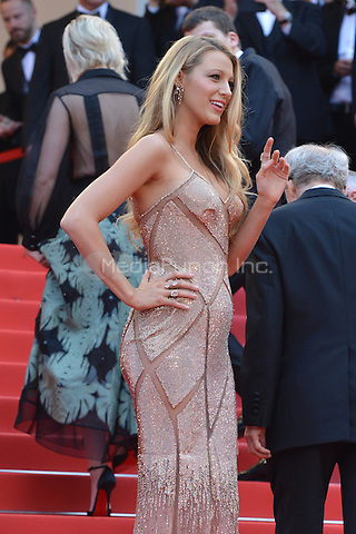Blake Lively at &quot;Cafe Society&quot; &amp; Opening Gala arrivals - The 69th Annual Cannes Film Festival, France on May 11, 2016.<br /> CAP/LAF<br /> &copy;Lafitte/Capital Pictures /MediaPunch ***NORTH AND SOUTH AMERICA SALES ONLY***