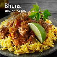 Bhuna | Bhuna Chicken Indian food Pictures, Photos & Images