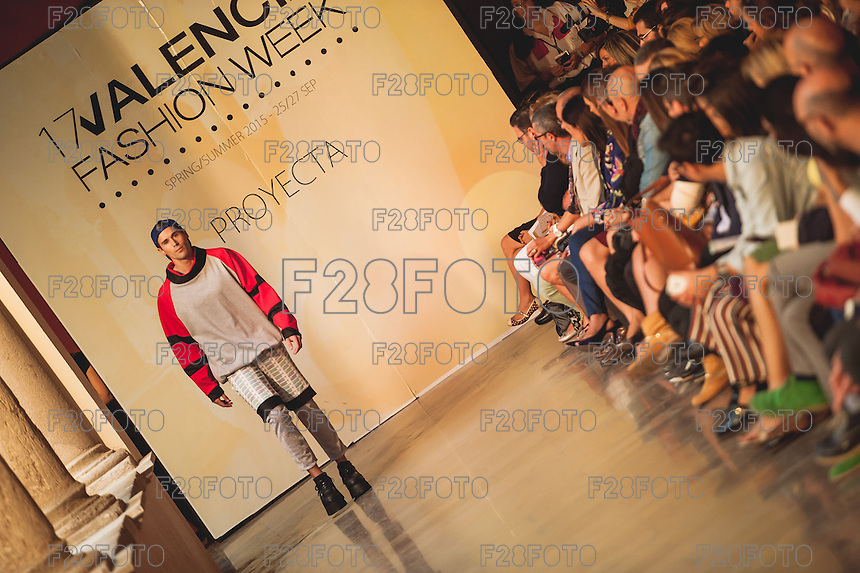 XVII Valencia Fashion Week Spring/Summer 2015