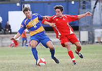 Romford vs Aveley - Pre-Season Friendly Match at Mill Field, Aveley FC - 31/07/10 - MANDATORY CREDIT: Gavin Ellis/TGSPHOTO - Self billing applies where appropriate - Tel: 0845 094 6026