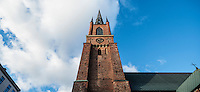 Tower of Riddarholmskyrkan - Riddarholmen Church, Riddarholm, Stockholm, Sweden