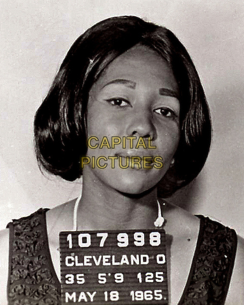 A 1965 mug shot of notorious jewel thief, Doris Payne<br /> in The Life and Crimes of Doris Payne (2013) <br /> *Filmstill - Editorial Use Only*<br /> CAP/FB<br /> Image supplied by Capital Pictures