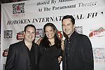 Kenneth Del Vecchio at Gala Awards Night - Closing Night - Hoboken International Film Festival held June 5, 2014 at the Paramount Theatre, Middletown, New York. (Sue Coflin/Max Photos)