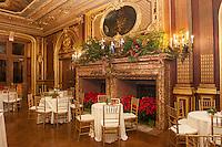 Ochre Court Decorations_12-5-15