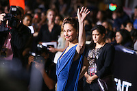 "WESTWOOD, LOS ANGELES, CA, USA - MARCH 18: Ashley Judd at the World Premiere Of Summit Entertainment's ""Divergent"" held at the Regency Bruin Theatre on March 18, 2014 in Westwood, Los Angeles, California, United States. (Photo by Xavier Collin/Celebrity Monitor)"