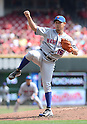 Daisuke Matsuzaka (Mets),<br /> SEPTEMBER 25, 2013 - MLB :<br /> Daisuke Matsuzaka of the New York Mets pitches during the Major League Baseball game against the Cincinnati Reds at Great American Ball Park in Cincinnati, Ohio, United States. (Photo by AFLO)