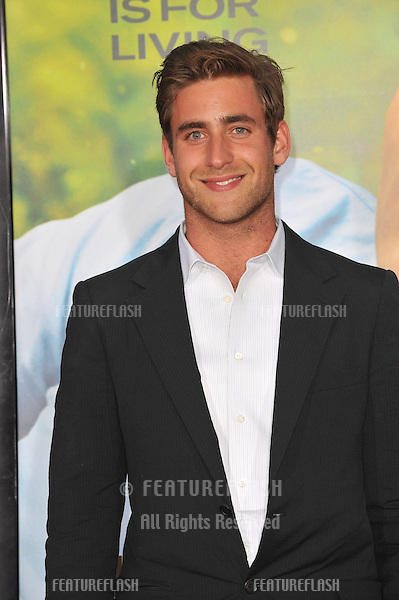 "Oliver Jackson-Cohen at the world premiere of ""Charlie St. Cloud"" at the Mann Village Theatre, Westwood..July 20, 2010  Los Angeles, CA.Picture: Paul Smith / Featureflash"
