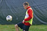 21.11.2013: Eintracht Frankfurt Training