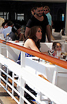 Jennifer Lopez with her daughter Emme and babysitter..Jennifer Lopez has lunch with husband Marc Anthony, Goga Ashkenazi and her kids..2010 Cannes Film Festival..Hotel Du Cap..Cap D'Antibes, France..Thursday, May 20, 2010..Photo By iSnaper App/ CelebrityVibe.com.To license this image please call (212) 410 5354; or Email: CelebrityVibe@gmail.com ; .website: www.CelebrityVibe.com.