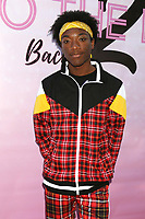 """LOS ANGELES - MAR 8:  Jaheem Toombs at the """"To the Beat! Back 2 School"""" World Premiere Arrivals at the Laemmle NoHo 7 on March 8, 2020 in North Hollywood, CA"""