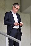 Hoffenheims Geschaeftsfuehrer (Finanzen) Frank Briel  beim Spiel in der Fussball Bundesliga, TSG 1899 Hoffenheim - Hamburger SV.<br /> <br /> Foto &copy; PIX-Sportfotos *** Foto ist honorarpflichtig! *** Auf Anfrage in hoeherer Qualitaet/Aufloesung. Belegexemplar erbeten. Veroeffentlichung ausschliesslich fuer journalistisch-publizistische Zwecke. For editorial use only.