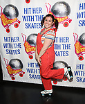 """Amy Toporek attends the Meet the Cast of """"Hit Her WithThe Skates"""" at the Bowlmor Times Square on October 16, 2018 in New York City."""