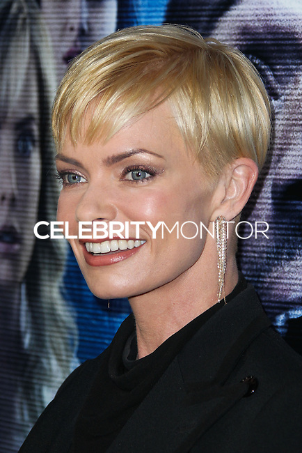"LOS ANGELES, CA, USA - APRIL 16: Actress Jaime Pressly arrives at the Los Angeles Premiere Of Open Road Films' ""A Haunted House 2"" held at Regal Cinemas L.A. Live on April 16, 2014 in Los Angeles, California, United States. (Photo by Xavier Collin/Celebrity Monitor)"