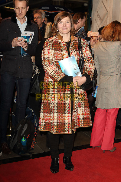 LONDON, ENGLAND - Jessica Hynes at 'People, Places and Things' - VIP opening night at Wyndhams Theatre, London on March 23rd 2016<br /> CAP/ROS<br /> &copy;Steve Ross/Capital Pictures