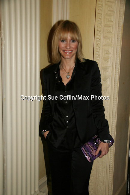 """Kelley Menighan Hensley attended """"When You Wish Upon A Star"""" on March 6, 2010 which benefits Child Life and Creative Arts Therapy Department, Maria Fareri Children's Hospital at Westchester Medical Center, Westchester, New York. The evening began with a cocktail reception and silent auction, a children's performance (singing) followed by dinner, dancing and more. (Photo by Sue Coflin/Max Photos)"""