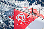 2014 - VOLVO OCEAN RACE - DONG FENG TEAM HELI SHOTS - ALICANTE - SPAIN