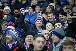 05.12.2018 Rangers v Aberdeen: Rangers fans