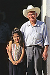 Older Man With Grand Daughter