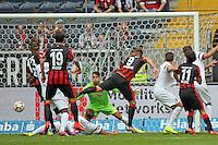 23.08.2014: Eintracht Frankfurt vs. SC Freiburg